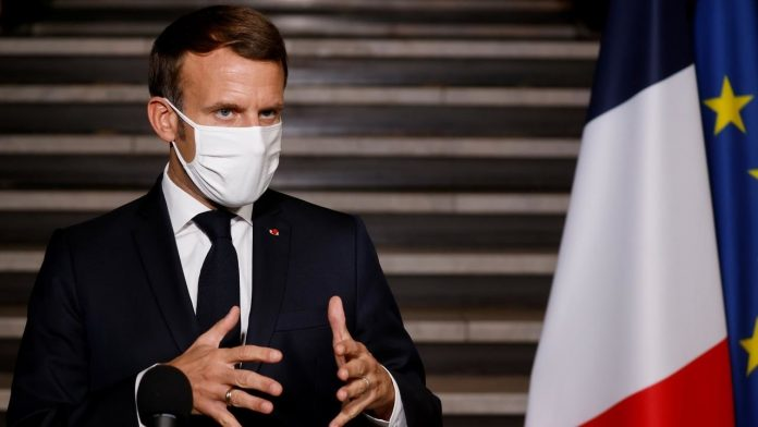 2020-10-20T173720Z_1708256329_RC2HMJ9P8M8Q_RTRMADP_3_FRANCE-SECURITY-MACRON