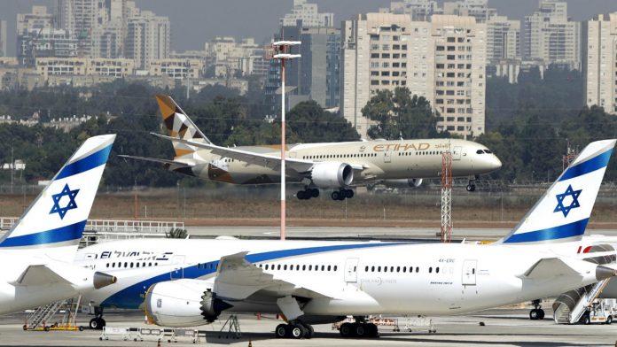 Israel-UAE-Tel-Aviv