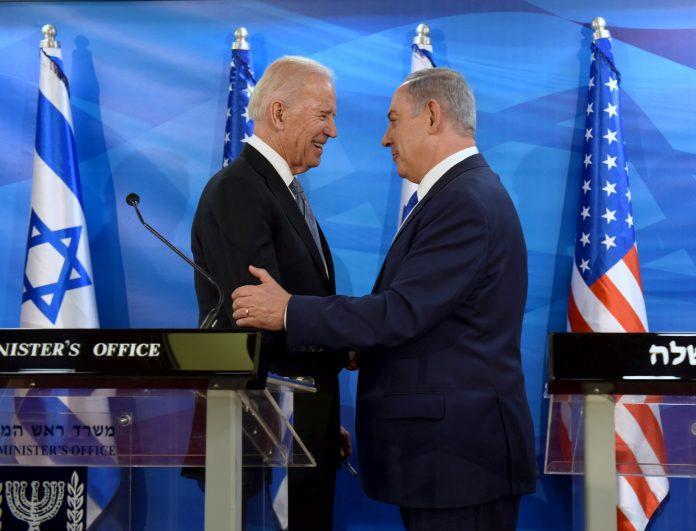 Netanyahu oo hambalyeeyay 'saaxiibka weyn ee Israel' Biden guushii doorashada Mareykanka