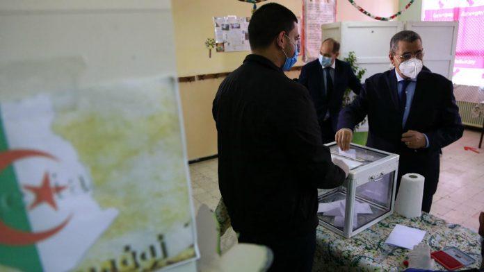 Algerie-referendum