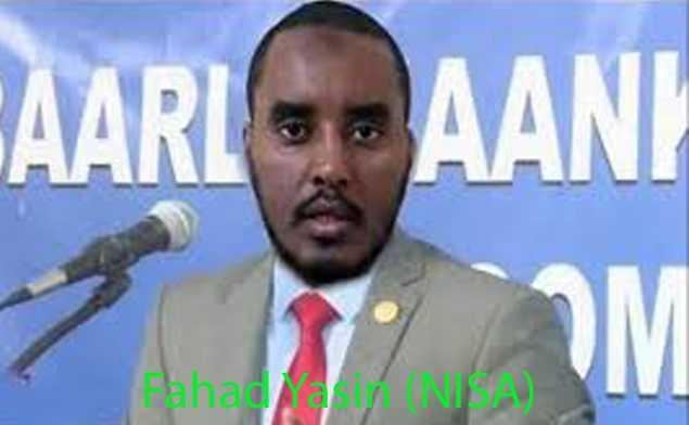 Somalia's intelligence chief