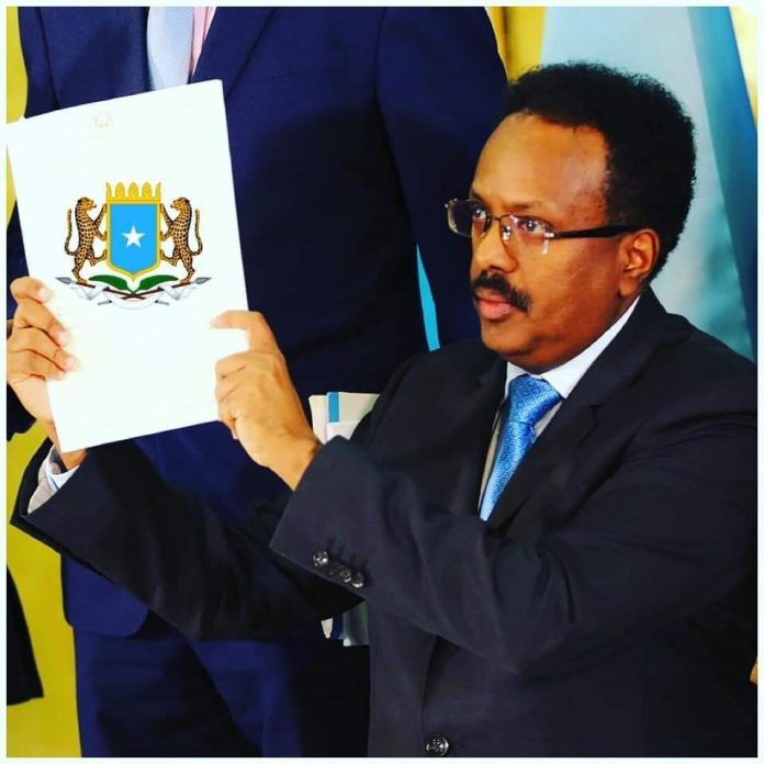 "Farmajo: ""Somalia is ready for the forthcoming elections"