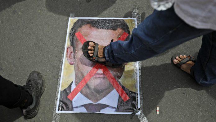France-Macron-Muslim-Boycott