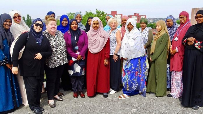 Bristol Somali women's course is 'jewel in the crown'