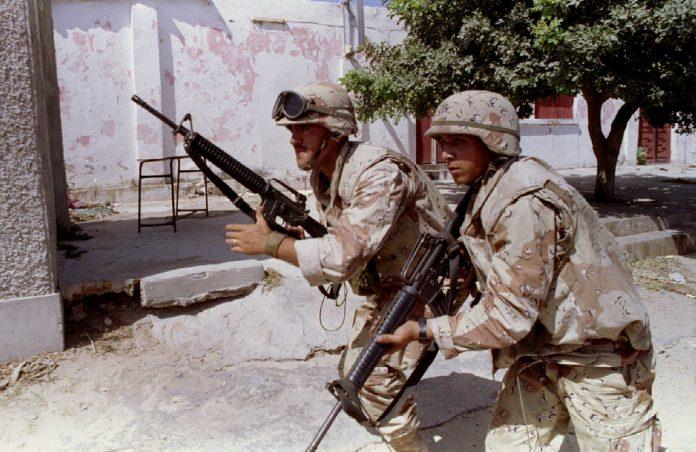 CIA Contractor dies in secret U:S war in Somalia