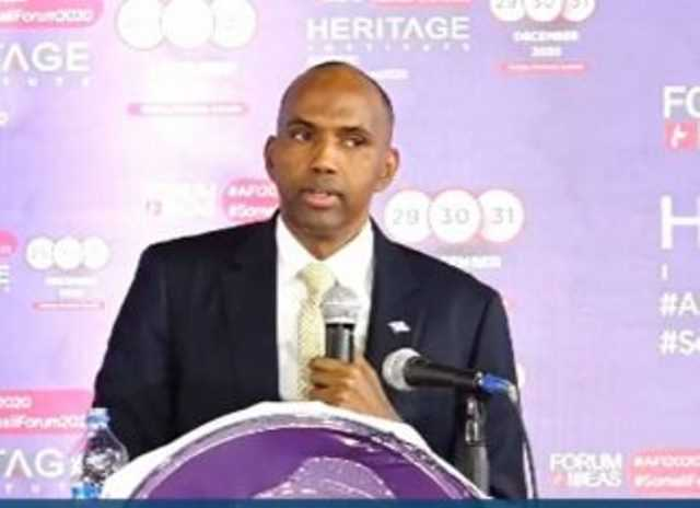 Khayre: Free and fair elections in this country are the right of the Somali people