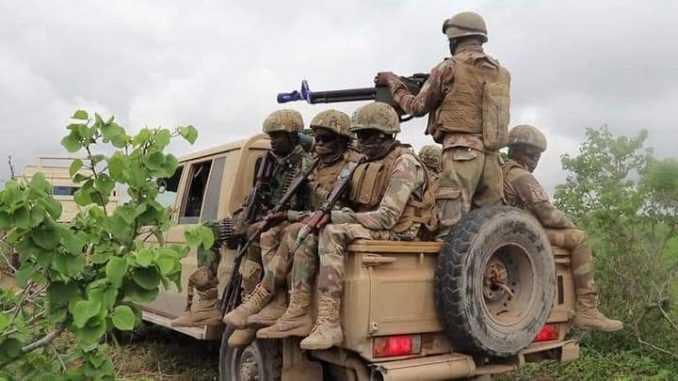 Ciidanka DANAB oo burburiyay Xarumo Al-Shabaab