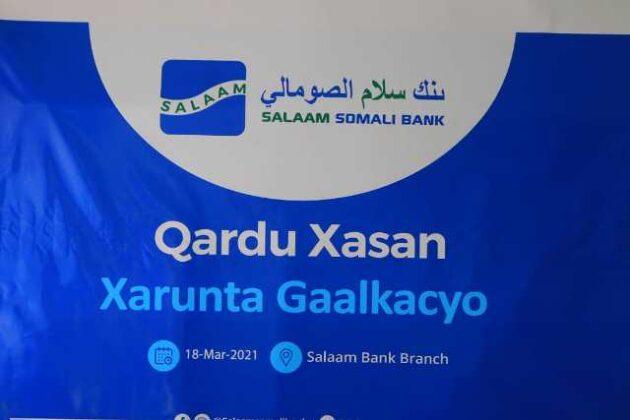 ganacsato ka faa'idaystay maal-gelinta qardu xasan ee salaam somali bank