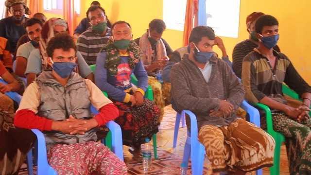 oreign fishermen prosecuted in Galmudug