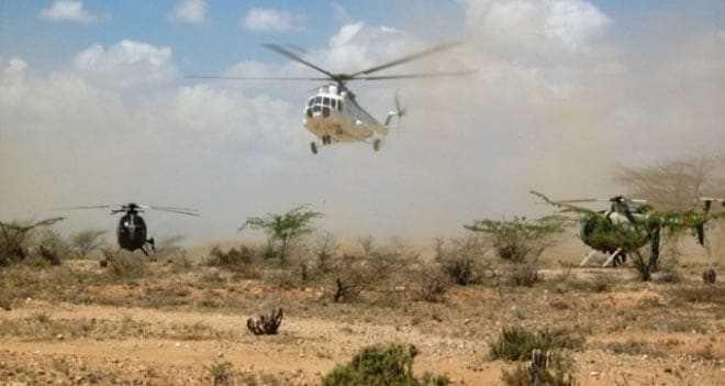 Bomb blast in Lower Shabelle region