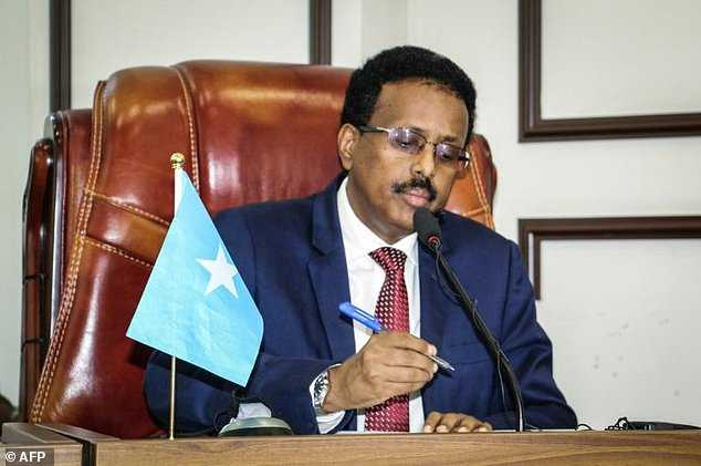 Somali president reopens election talks in bid to ease tensions