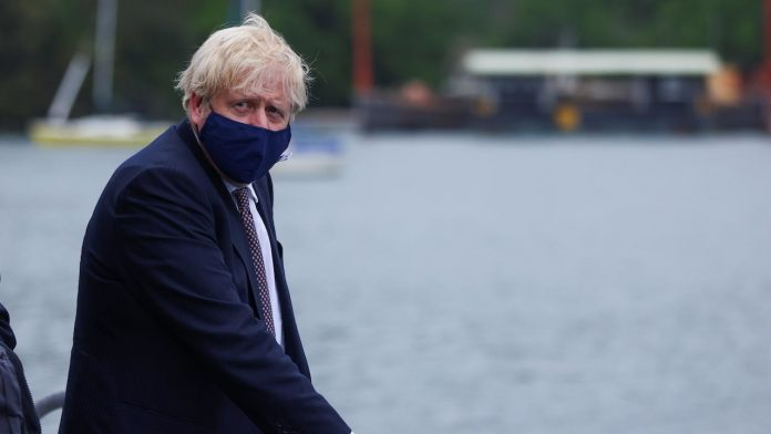G7 to distribute 1 billion Covid shots globally by 2023, Johnson says