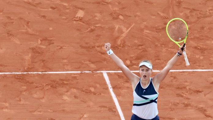 Krejcikova and Pavlyuchenkova take on Roland Garros in first Grand Slam final for both