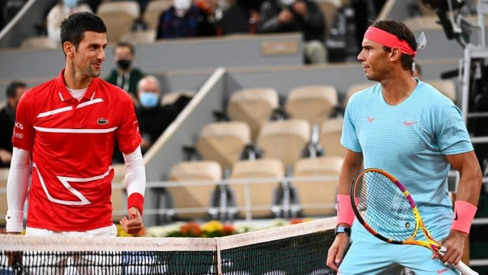 French Open's 'Clash of the Titans' as Djokovic and Nadal meet for the 58th time