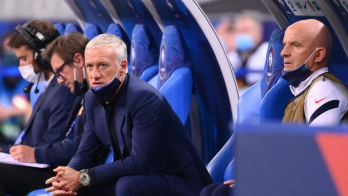 Didier Deschamps, the 'water bearer' who rules the French national team