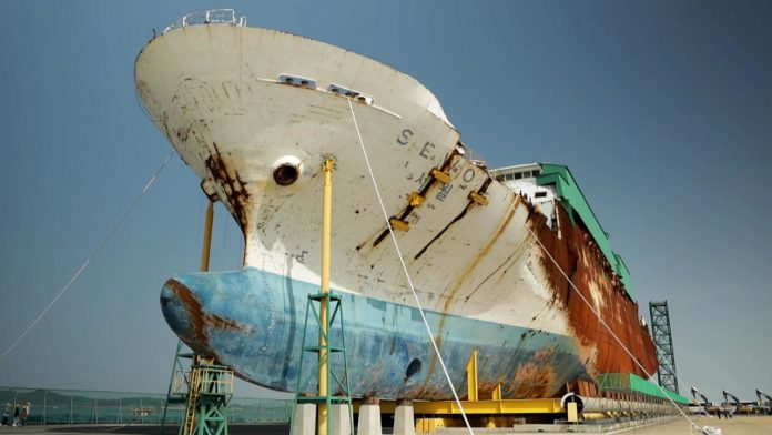 The ferry disaster in South Korea's Sewol, a tragedy that traumatized a generation