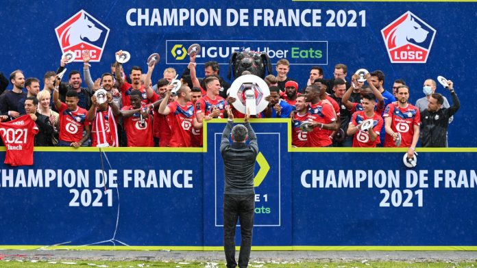 France's Canal+ says it will no longer broadcast French Ligue 1 matches