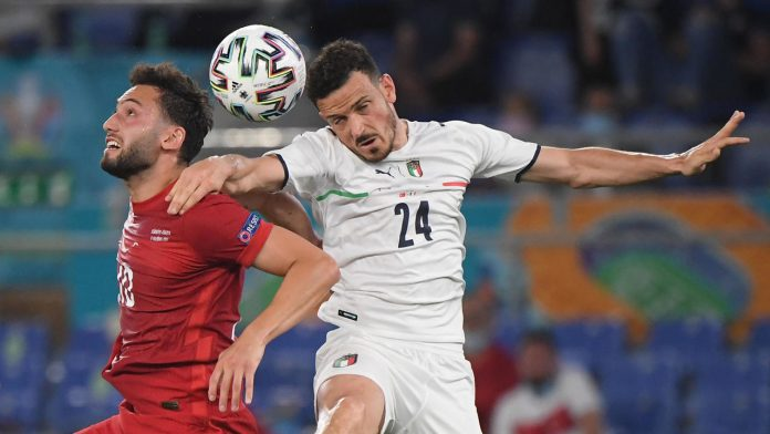 Italy launches Euro 2021 with impressive victory over lackluster Turkey