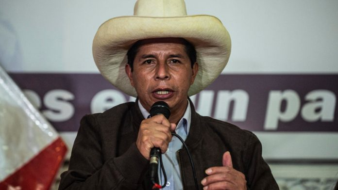 Peru left Castillo claims victory in presidential election as Fujimori cries out for fraud