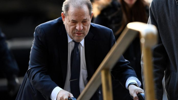 Harvey Weinstein extradited to Los Angeles on sexual assault charge