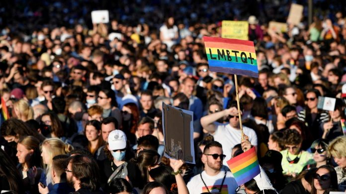 Lawmakers in Hungary pass anti-LGBT law ahead of 2022 elections