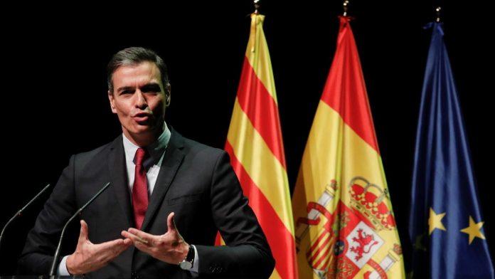 Spain's Sanchez announces pardon for imprisoned Catalan separatist leaders