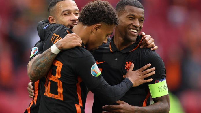 The Netherlands beats N. Macedonia to complete perfect group C, Austria achieves first ever knockout