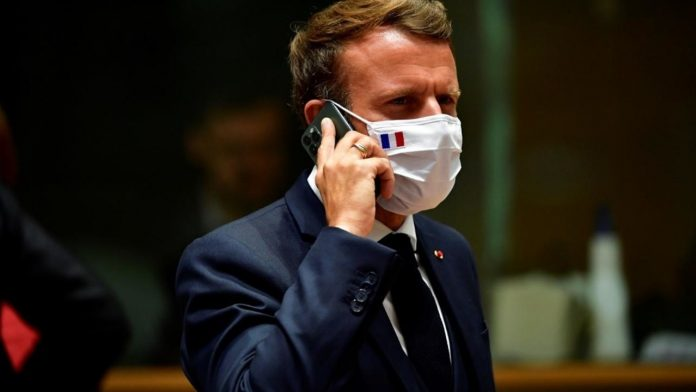 Phones of Macron and some French ministers targeting Pegasus affair, according to French media