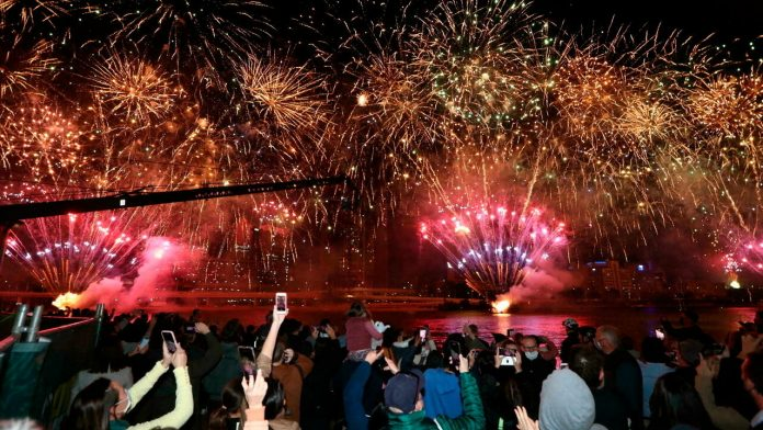 Brisbane awarded the 2032 Olympics, the third Australian city to host the Games