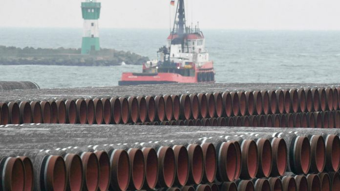 US and Germany agree to complete Russian gas pipeline to Europe