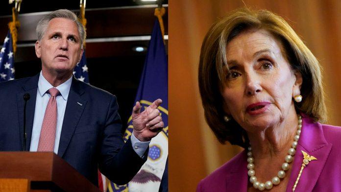 Republicans Threaten to Boycott Jan. 6 Committee After Pelosi Blocks Two Trump Allies