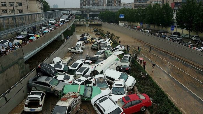 Central China braces for more bad weather as flood death toll rises
