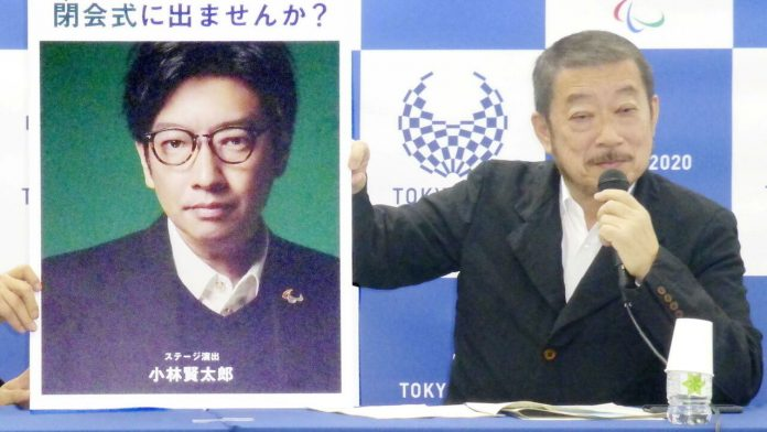 Tokyo opening ceremony director fired on eve of Olympics over Holocaust sketch