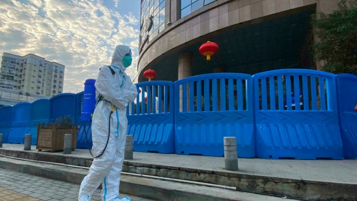China rejects WHO plan to audit Wuhan lab in investigation into origins of Covid-19-19