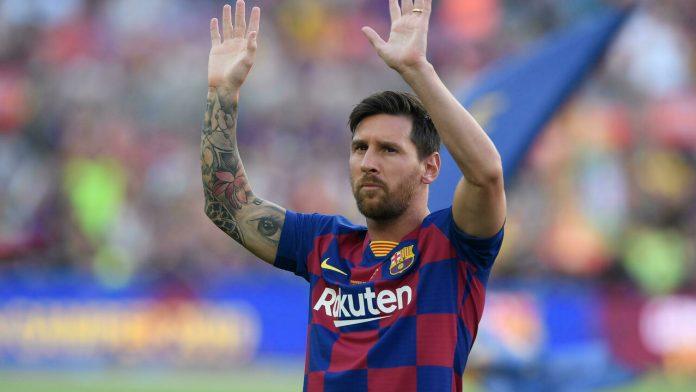 Messi oo ilmeynaya ayaa xaqiijiyay inuu ka tagayo FC Barcelona