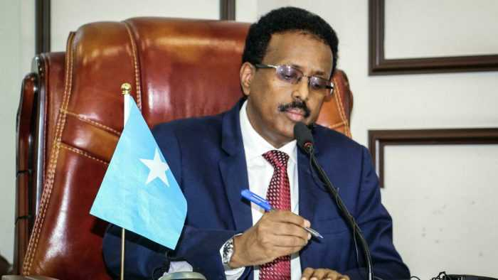 Somali President suspends prime minister's executive powers in increasing row